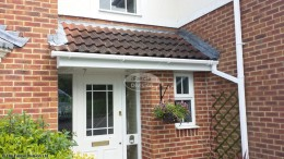 Fascia and guttering