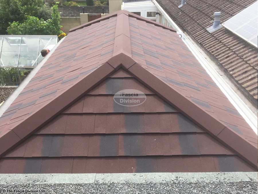 Equinox Tiled Conservatory Roof Installation The Fascia