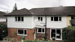 full replacement fascias soffits guttering instllation rooftrim Reading