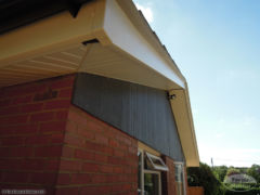 Fascia, soffit and guttering installation Newbury